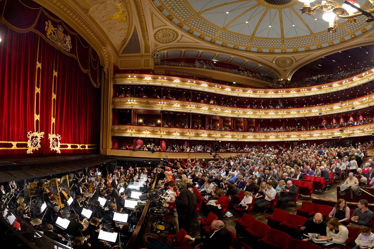 Royal Opera House Theater Audio