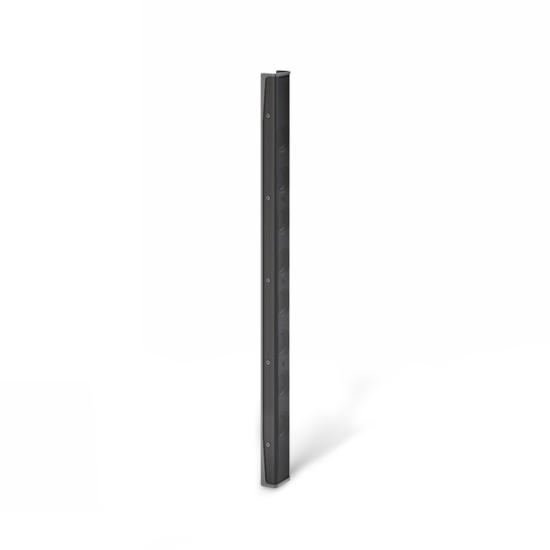 "K-array Vyper-KV52 passive flat resistant line array loudspeaker with eight 1"" neodymium magnet transducers - front"