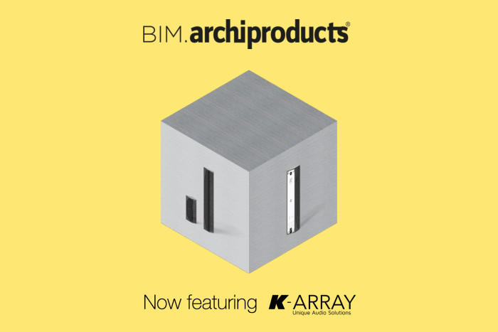 BIM archiproducts