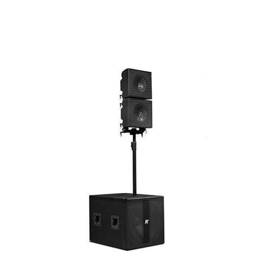 K-array Axle-KRX402 medium format portable system composed of two Dragon-KX12 12