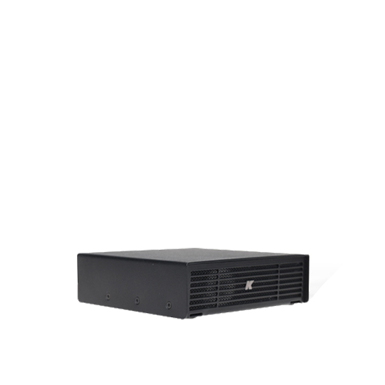 K-array Kommander-KA02 4-channel 50W Class D amplifier - 3/4