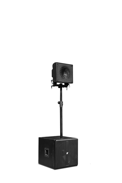 K-array Axle-KRX202 small format portable system composed of one Dragon-KX12 18