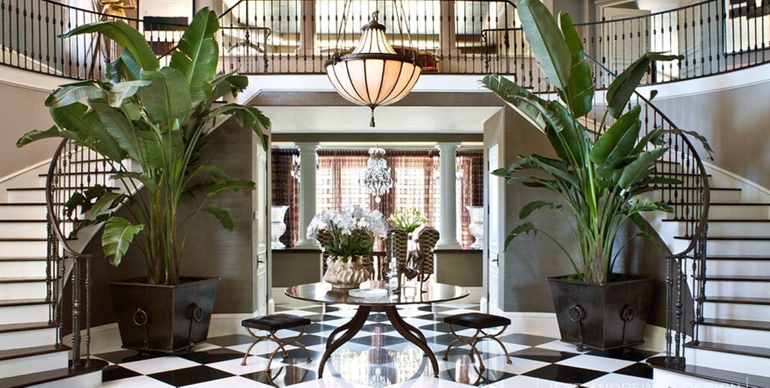 kris jenner home interior