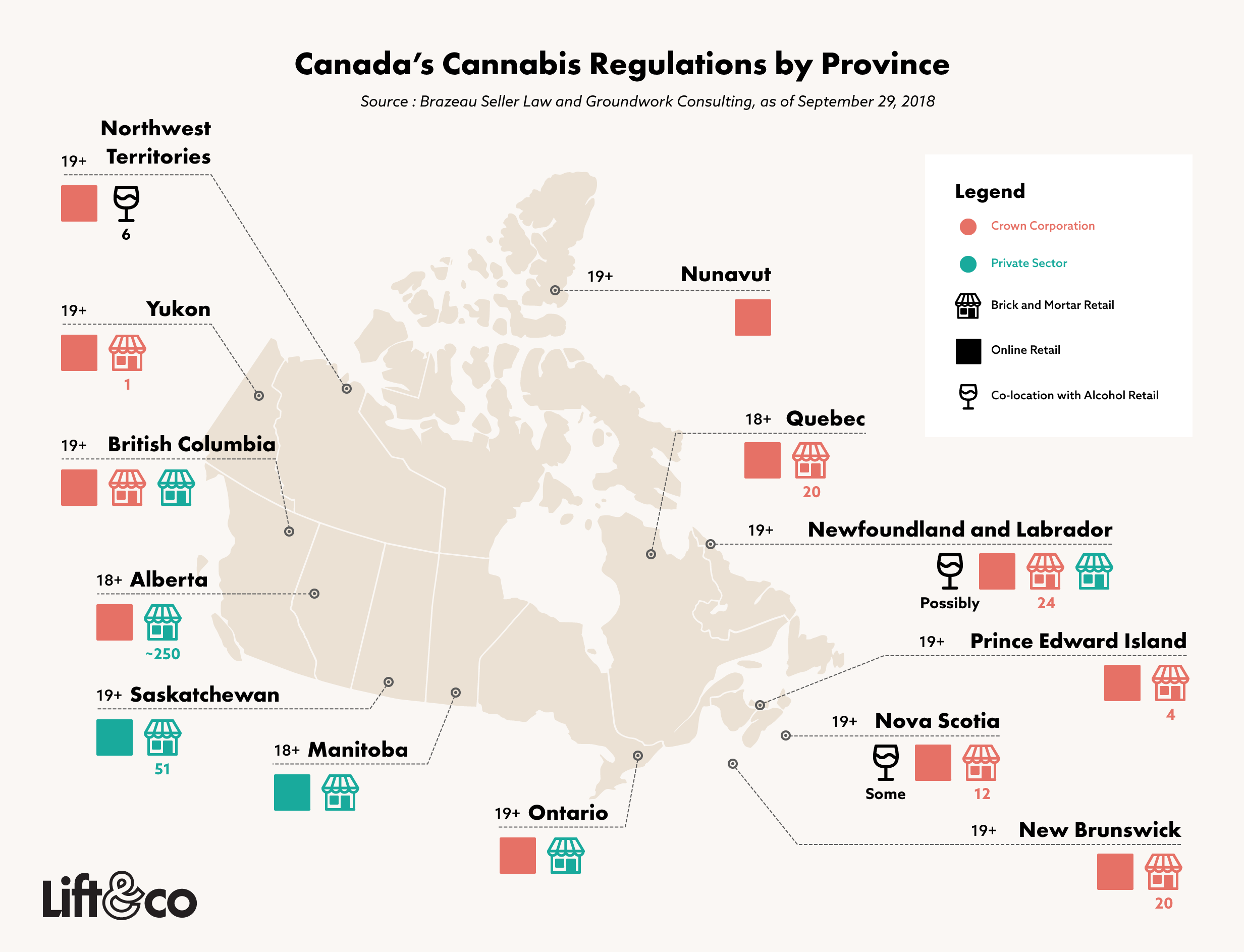Buy Map Of Canada