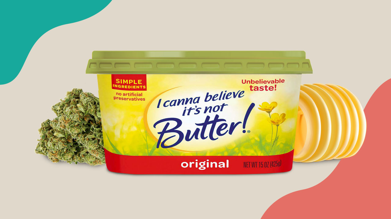 3 Foolproof Recipes For Making Cannabutter