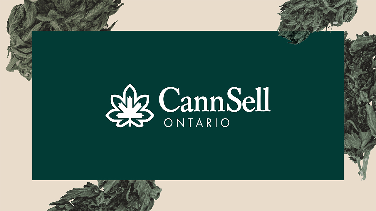 Ontario's CannSell program for retail employees to promote responsible cannabis sales.