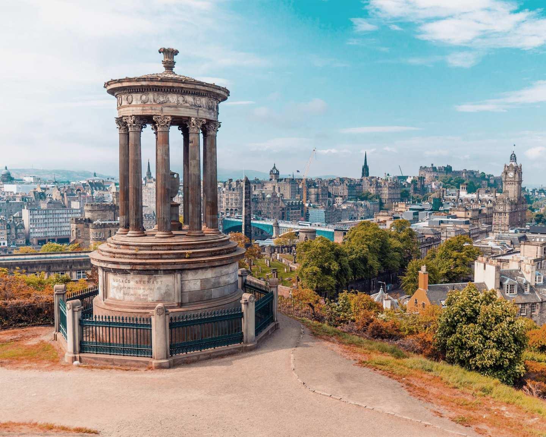 Edinburgh - banner image