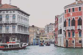 Venice, the 'City of Canals'