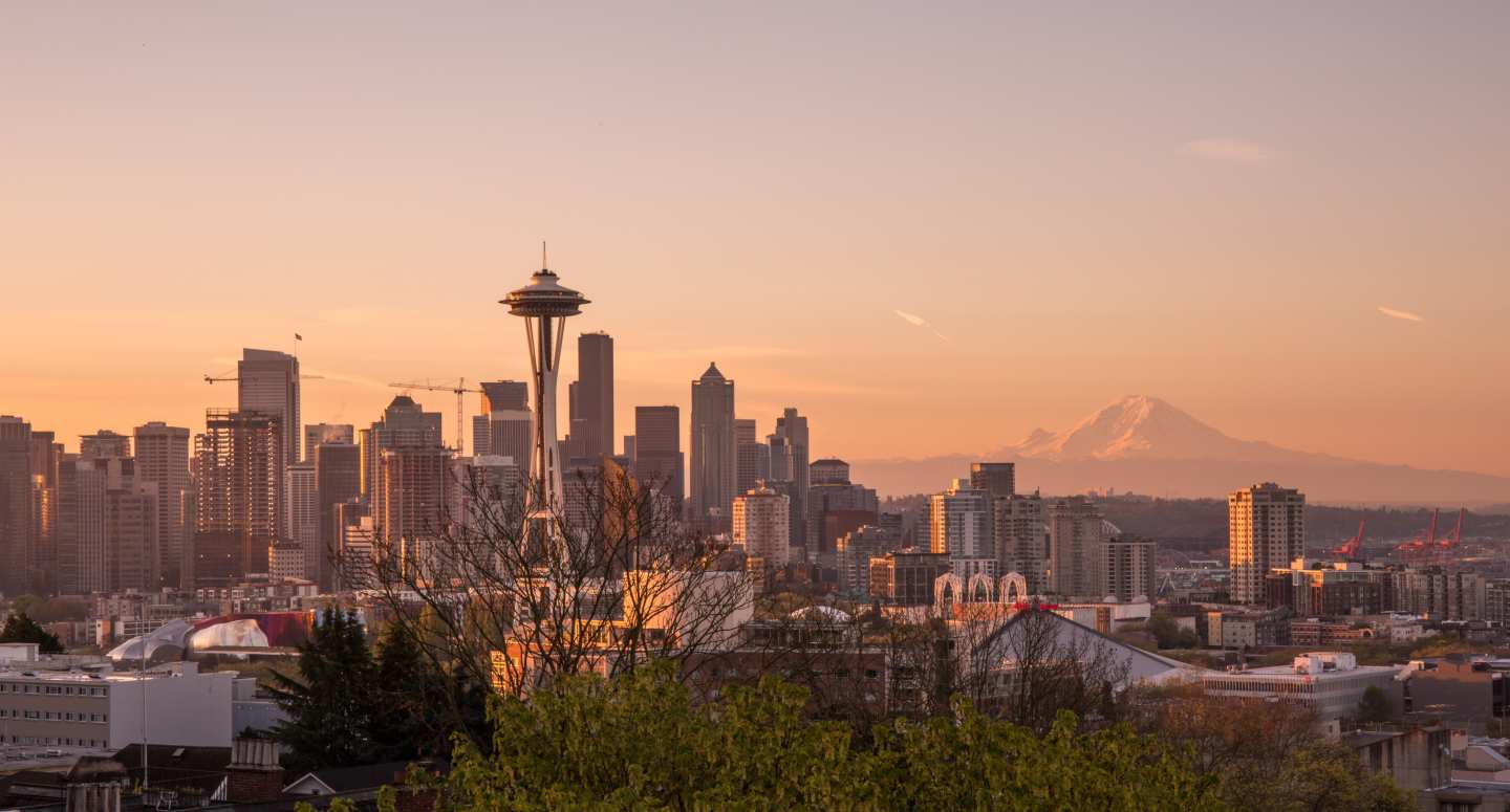 Seattle - banner image