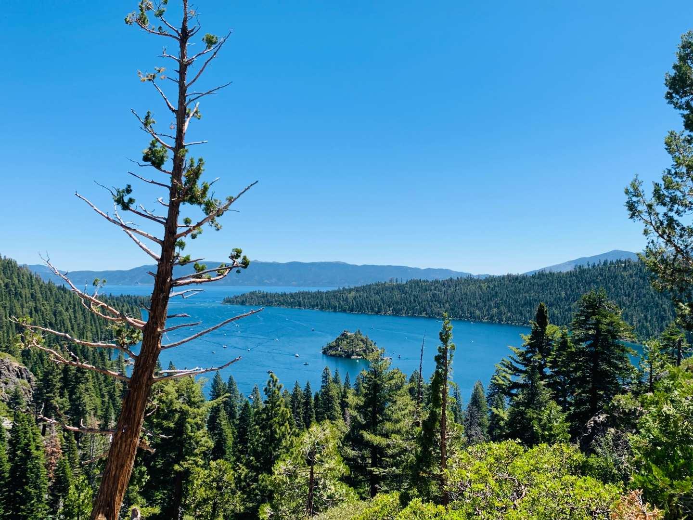 Lake Tahoe - banner image