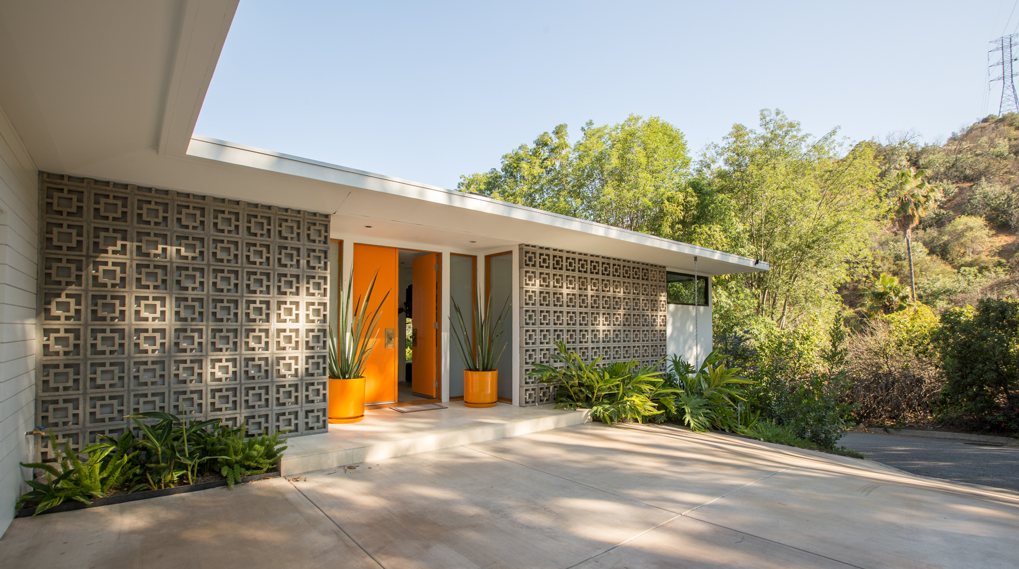 Is This The Best Collection Of Mid Century Modern Homes In La Plum Guide