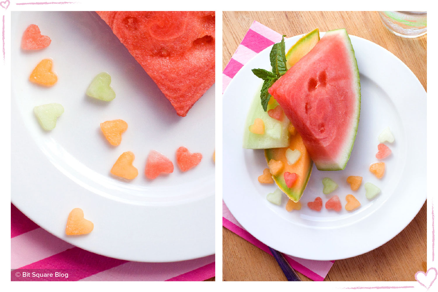 how to surprise your girlfriend melon hearts