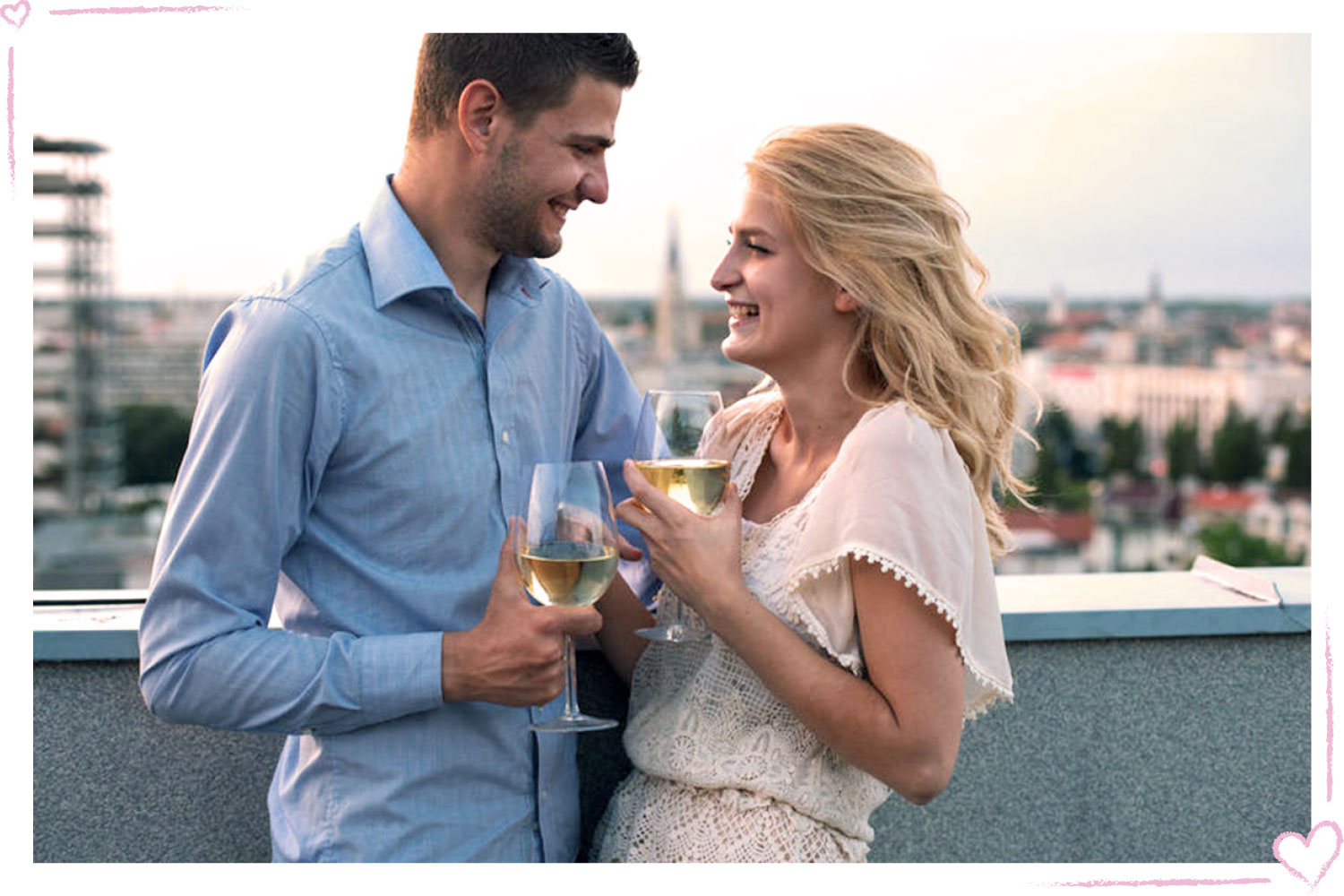 how to surprise your boyfriend wine tasting