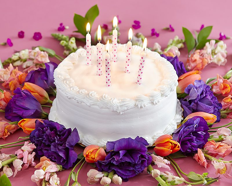 History of Birthday Candles