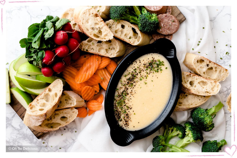 how to surprise your boyfriend fondue party