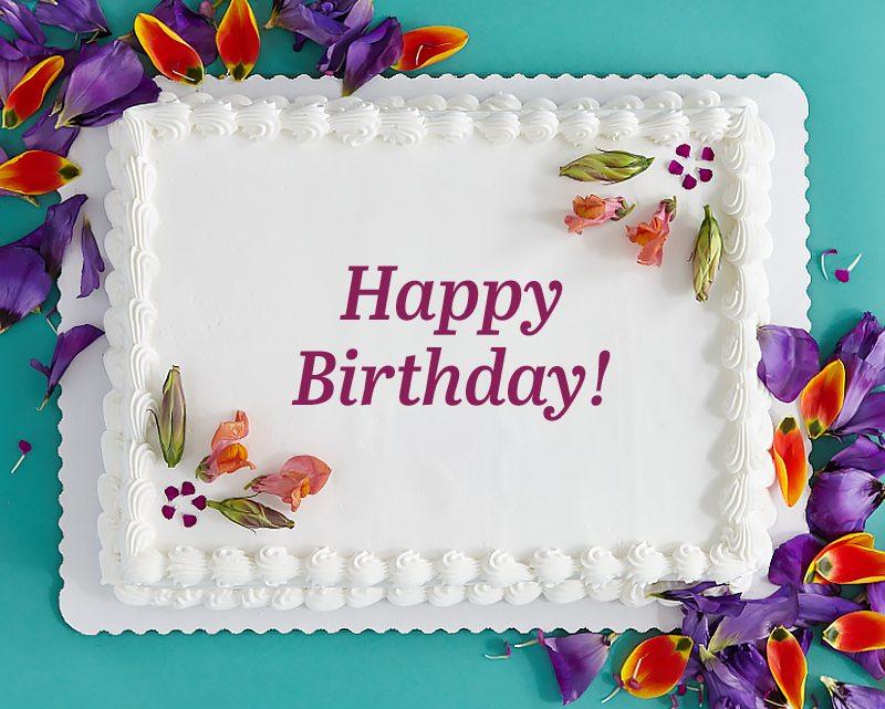 History of Birthday Cake