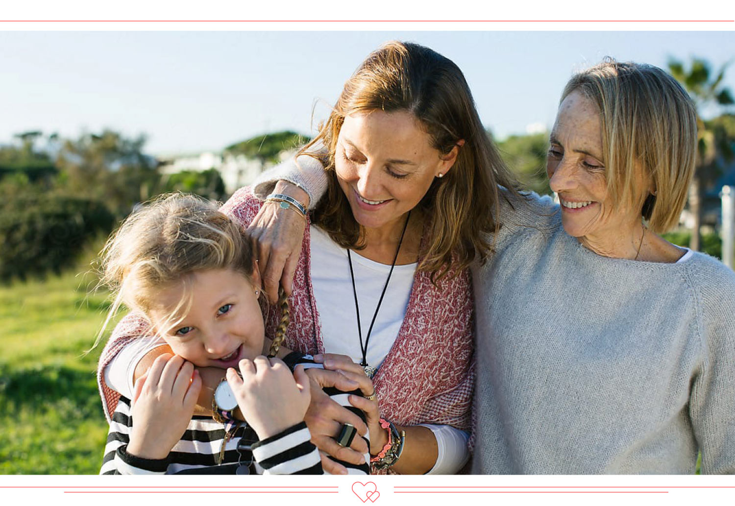 mother daughter quotes mom and daughter and grandma, three generations