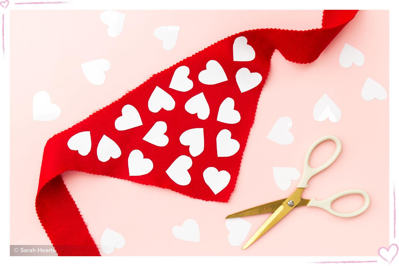 how to surprise your boyfriend pet bandana