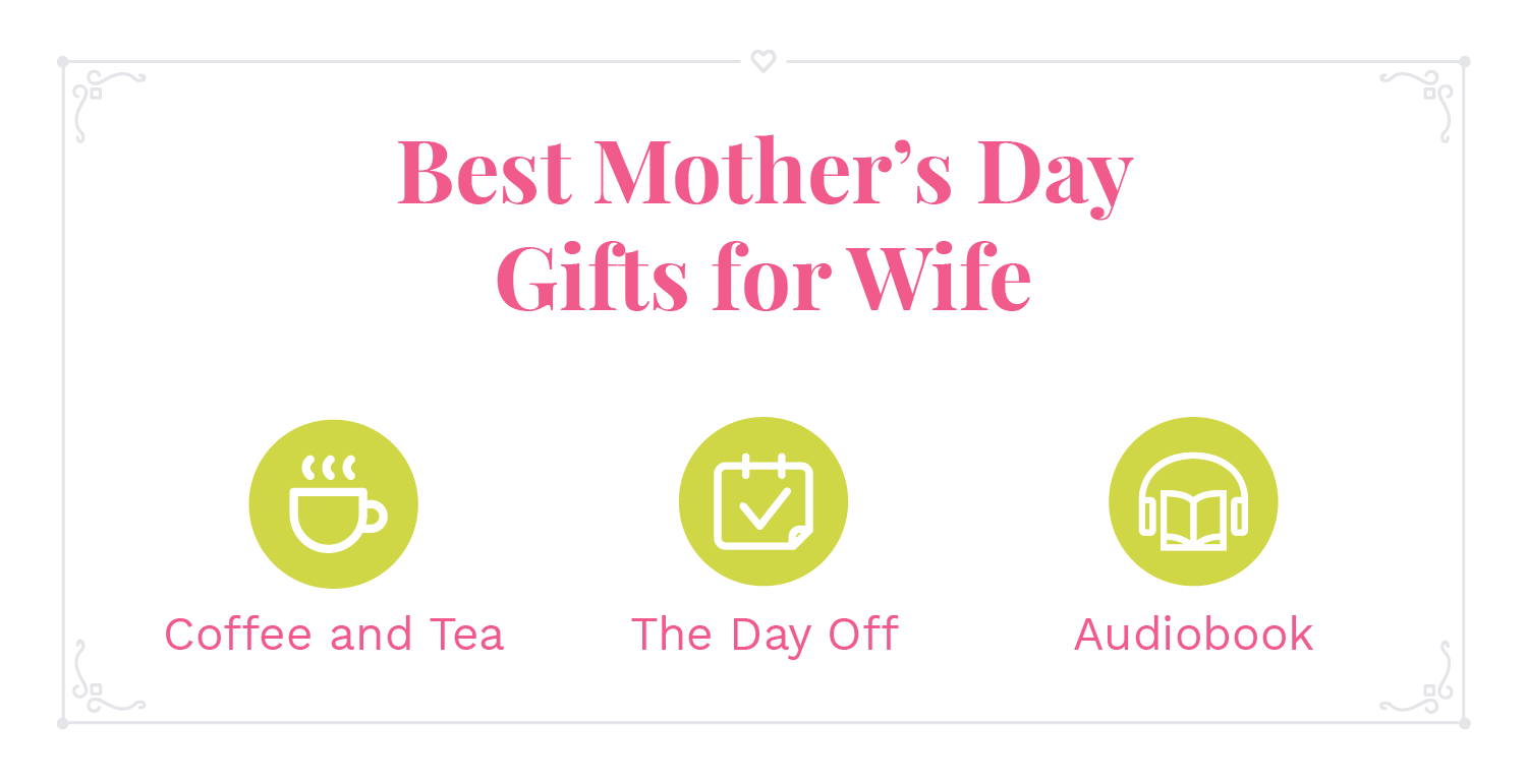 Mother's Day Gifts for Wife Infographic