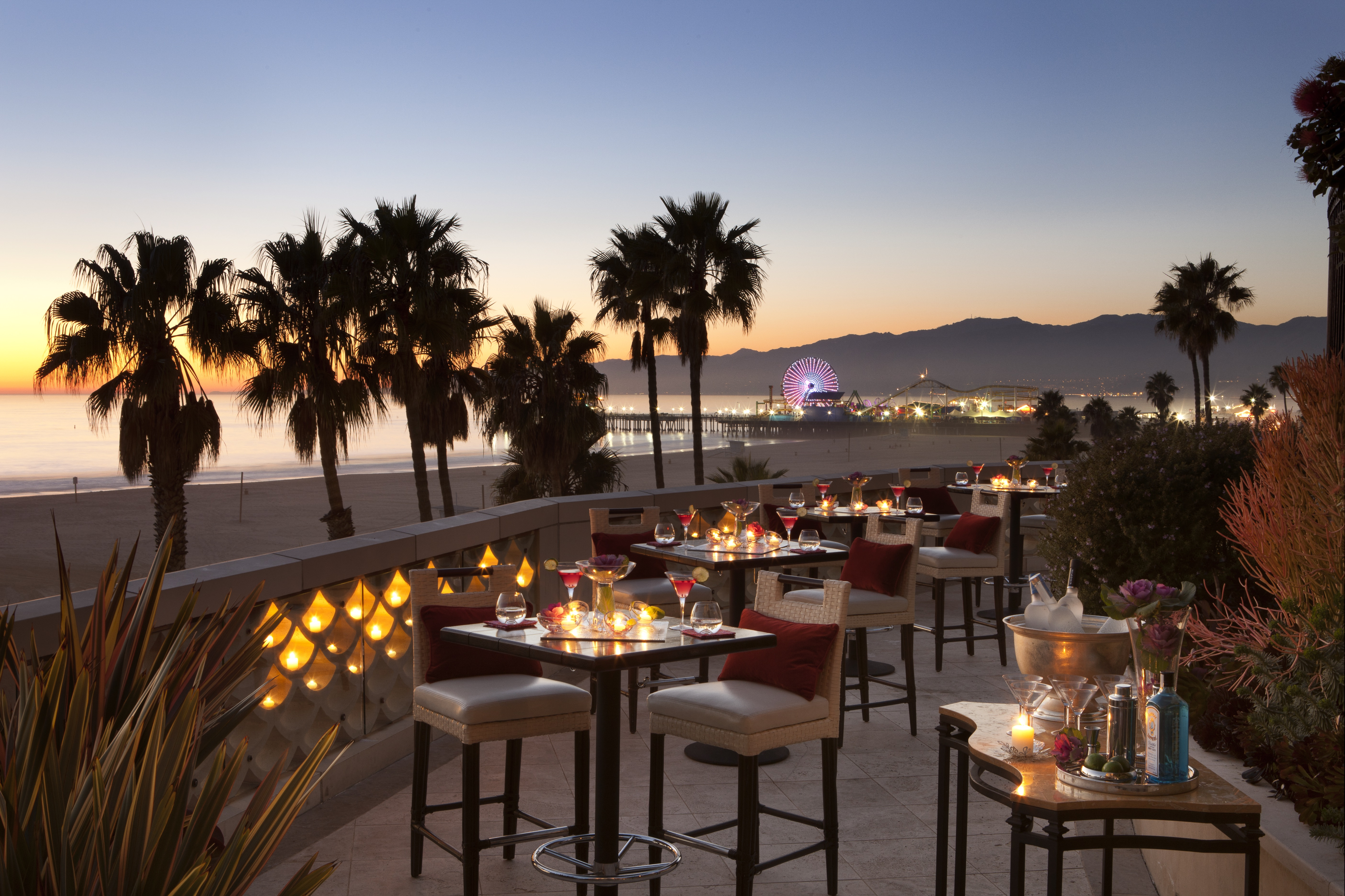 View Our Collection Of Restaurants Located In Santa Monica Etc Hotels