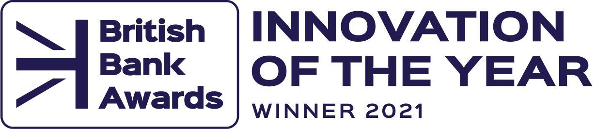 British Banking Awards - Innovation of the year - Winner 2021