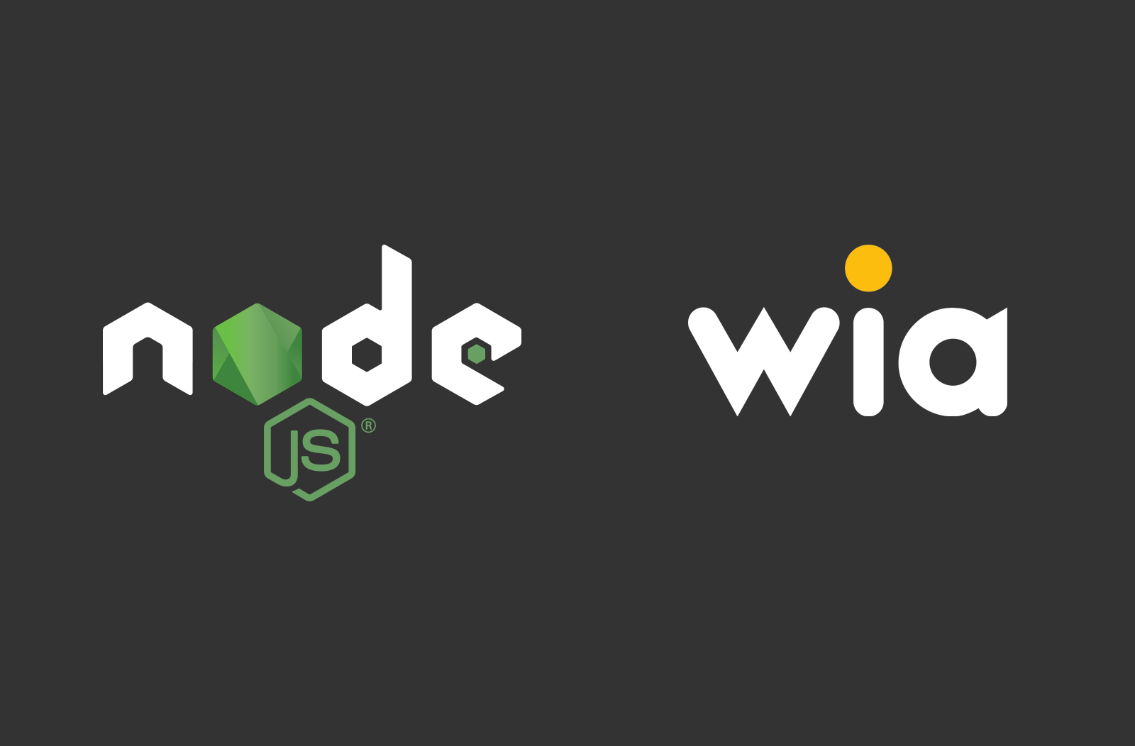 Wia and Node.js