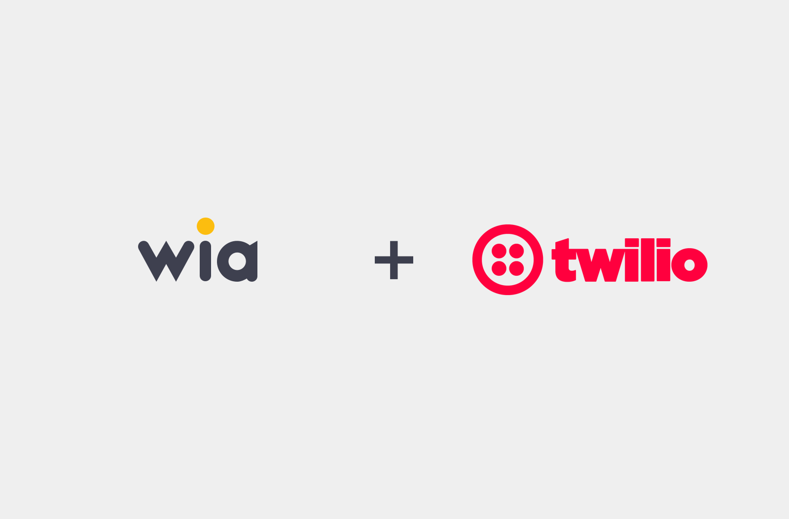 Wia and Twilio