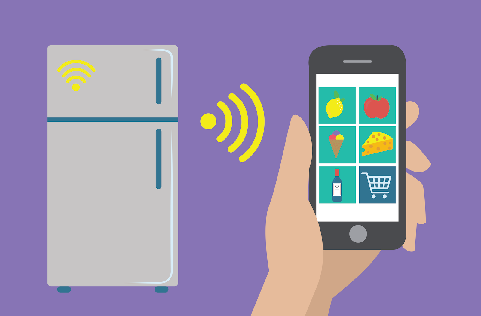 10 Ways IoT Is Changing The Food Industry
