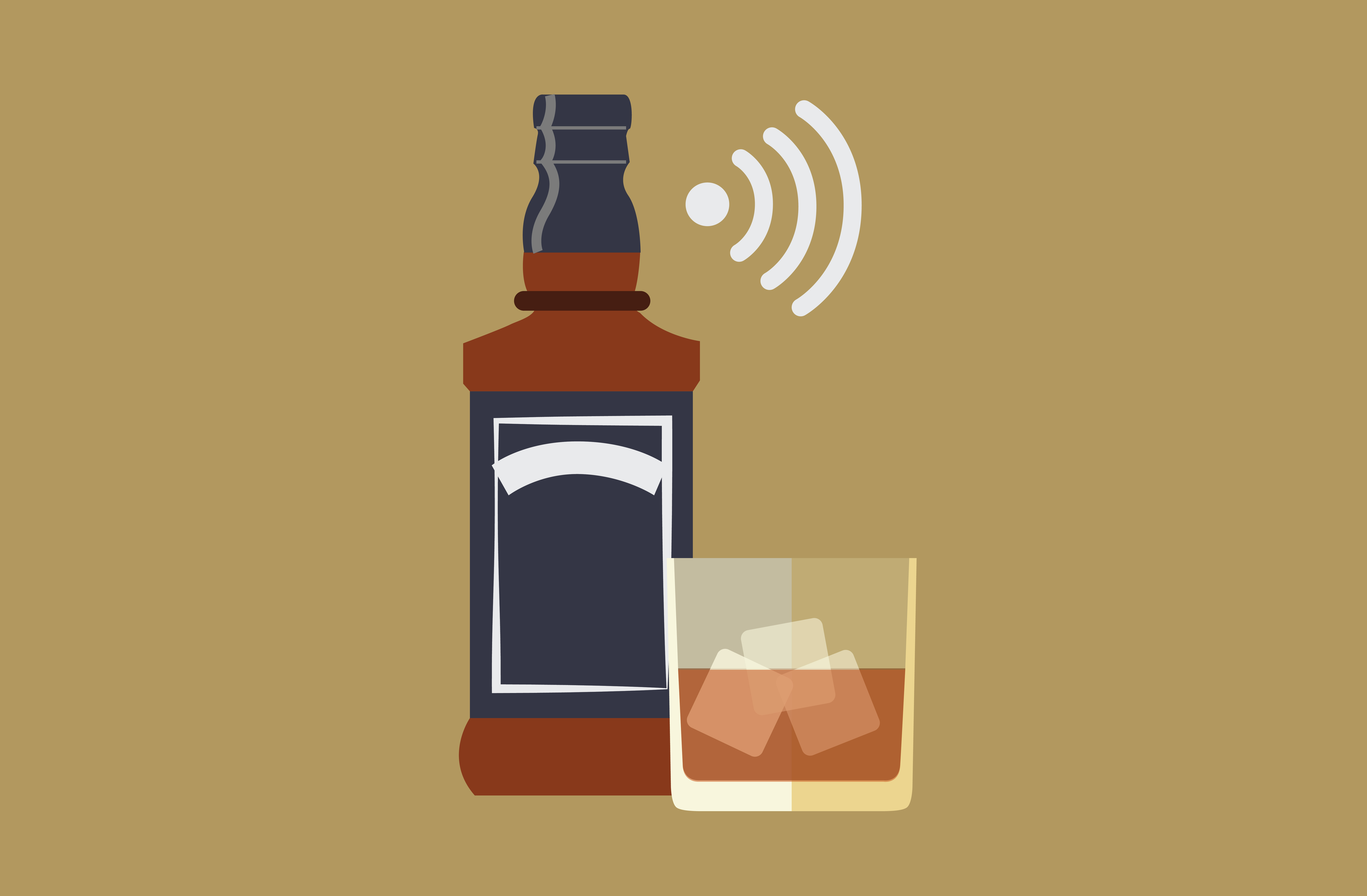 Whiskey and the IoT