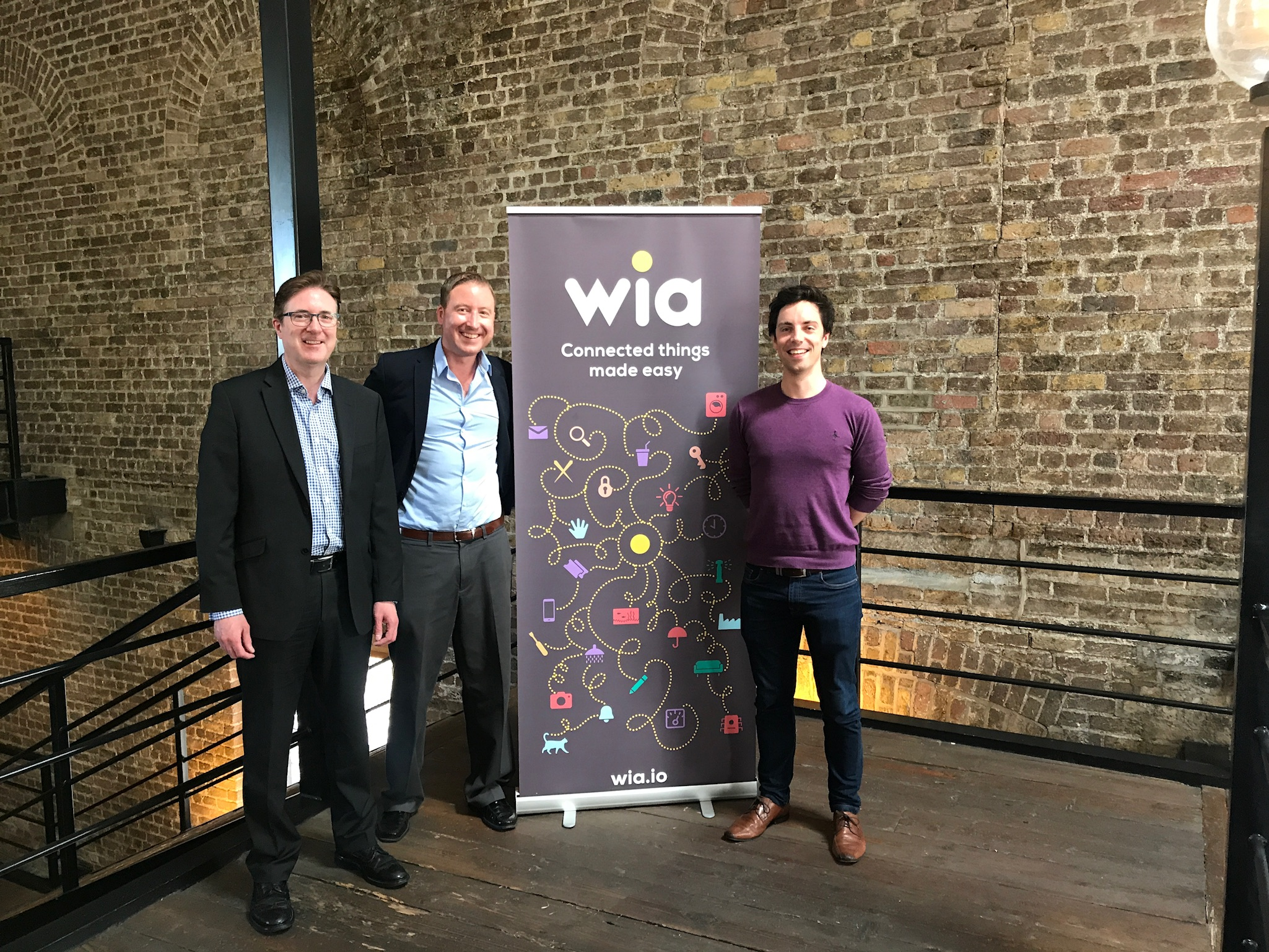 Wia, Suir Valley and Enterprise Ireland