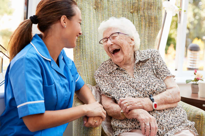 Why Home Care is a Safe Choice