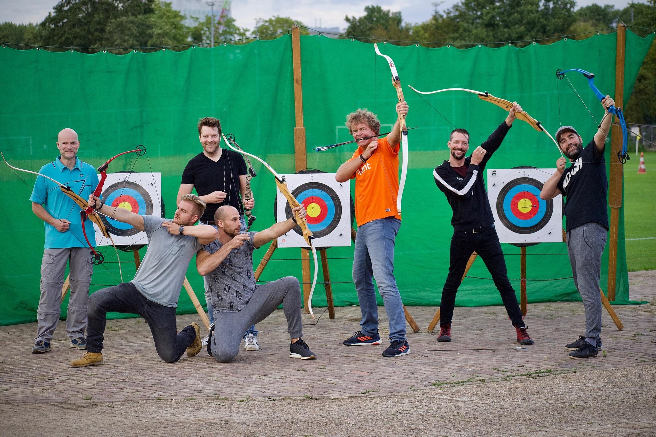 archery group