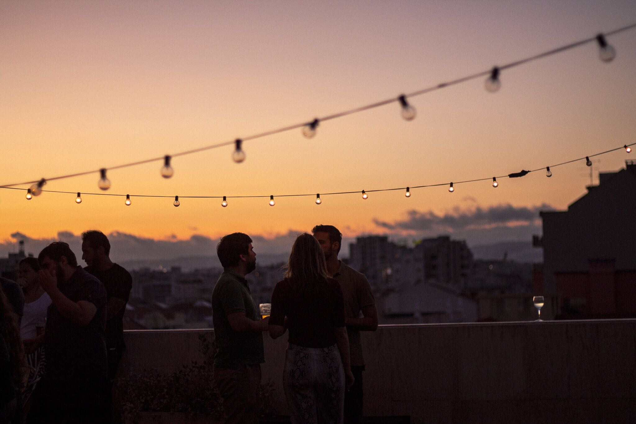 9 Rooftop nights
