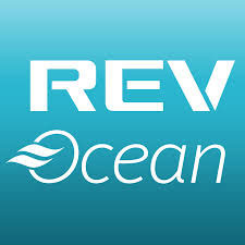 Image shows Rev Ocean logo