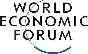 Image shows World Economic Forum logo