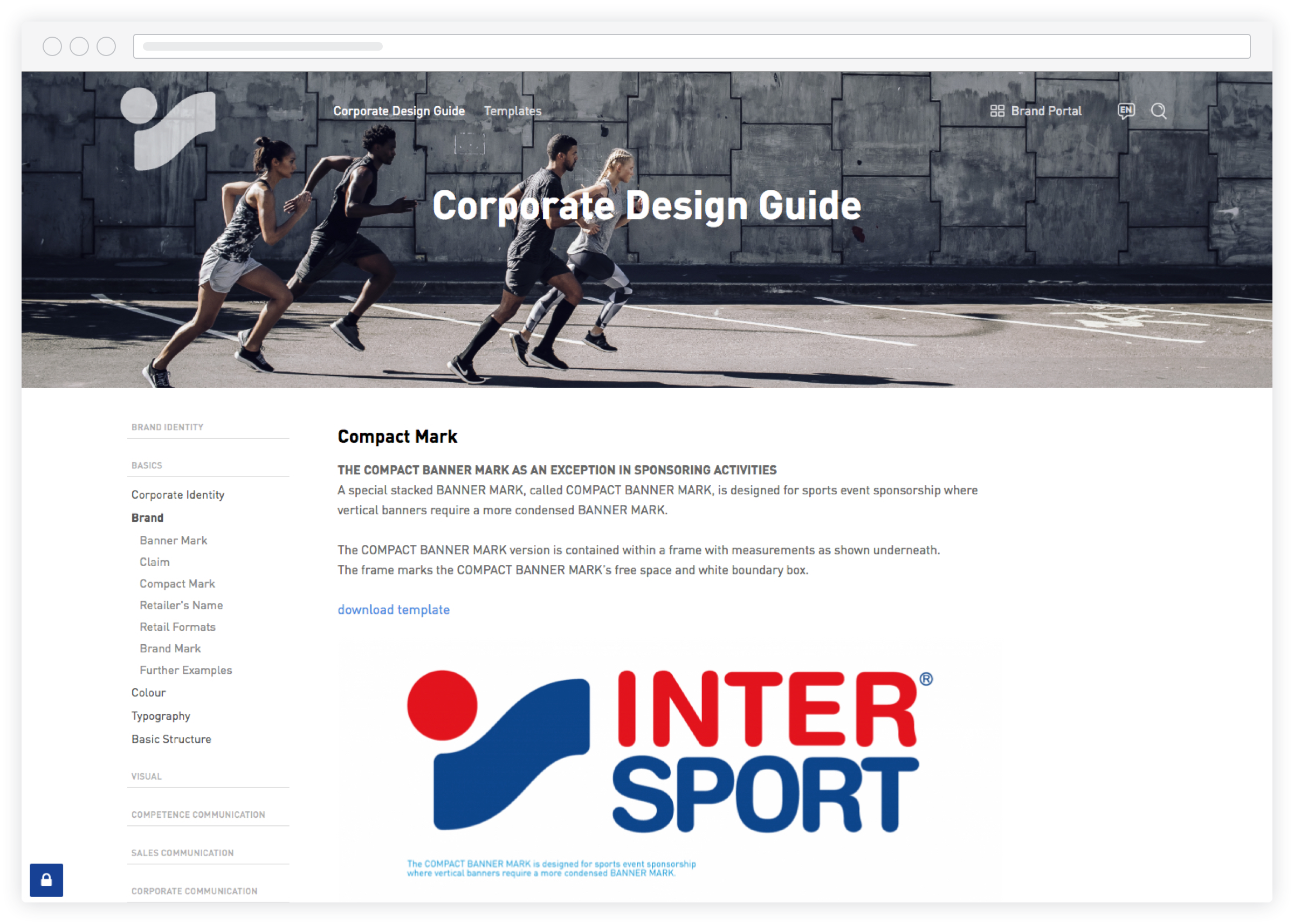 intersport-style-guide
