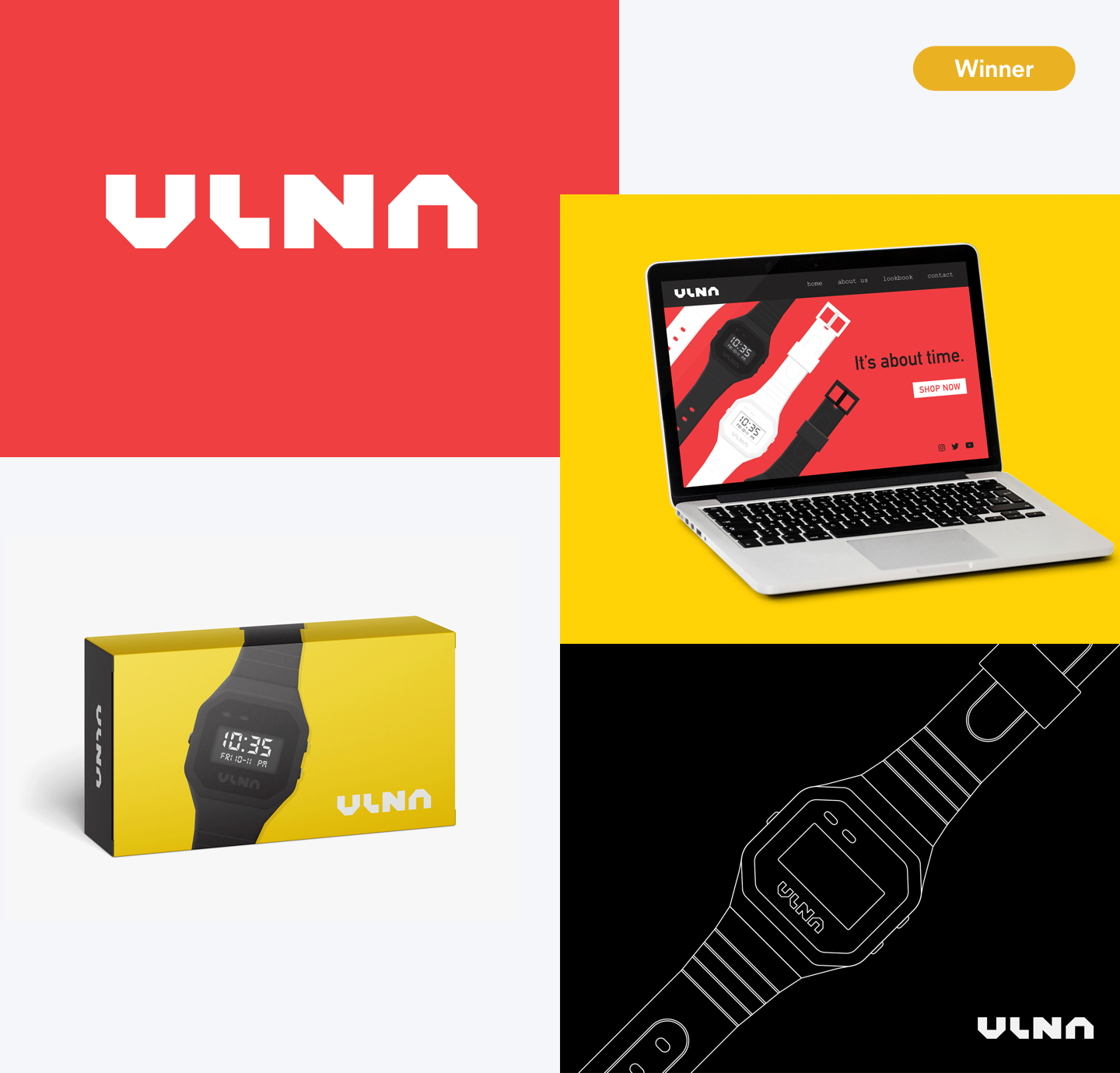 Blogpost–Dribbble-Contest-Ulna