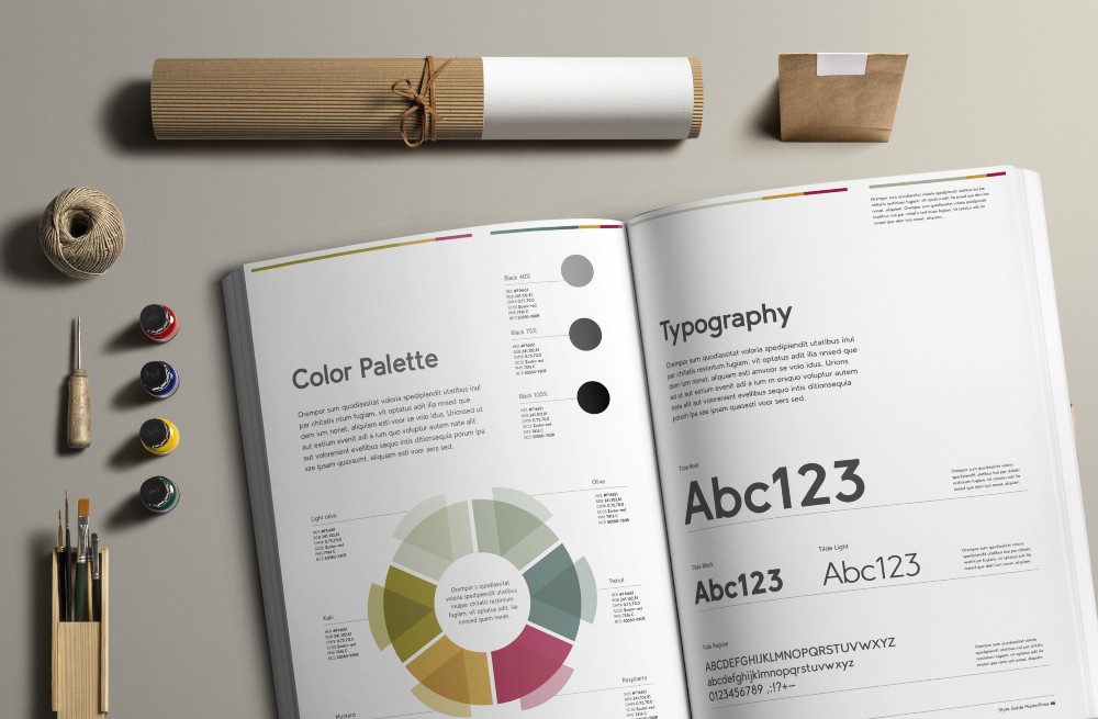 color-typo-book