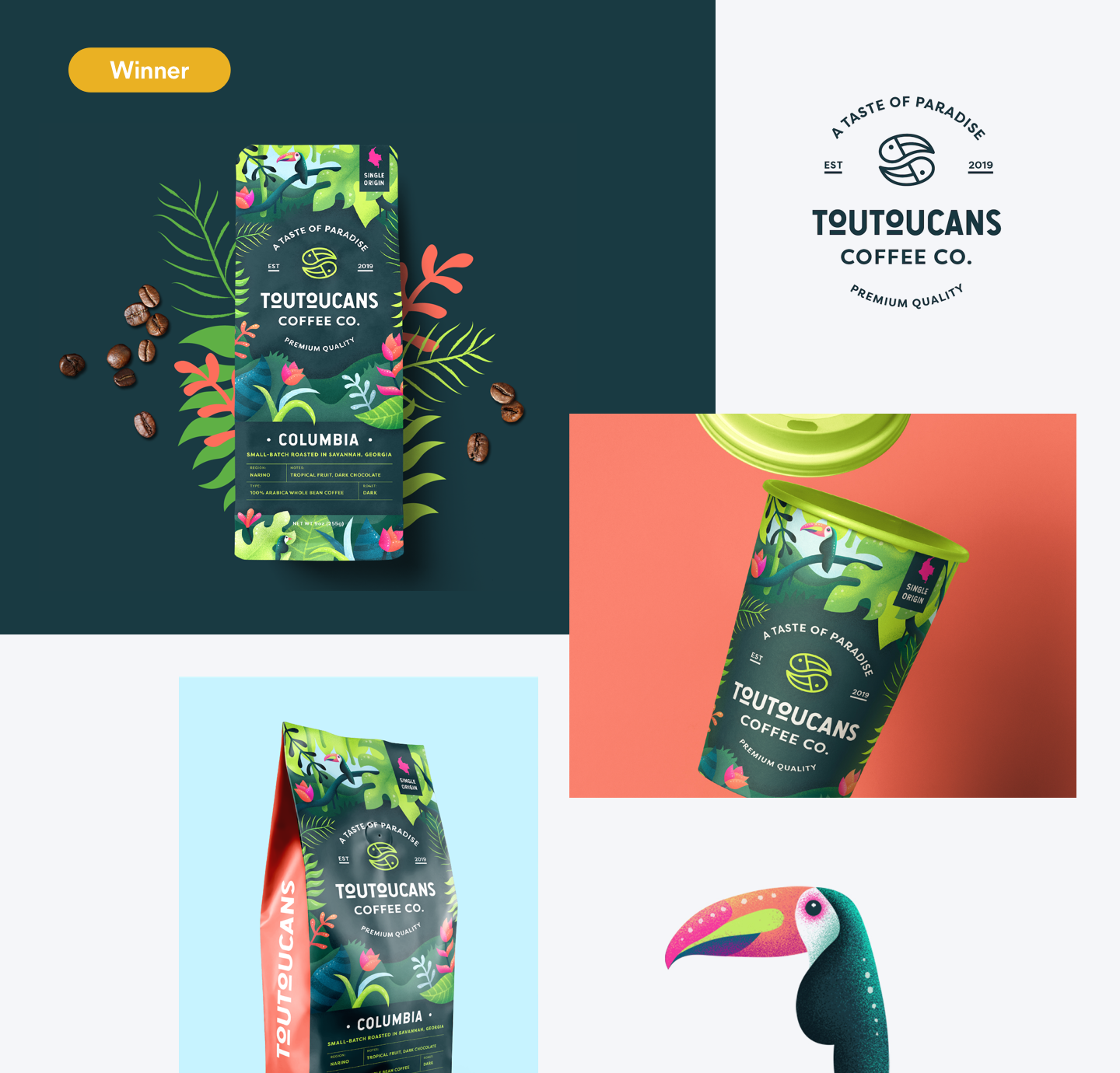 Blogpost–Dribbble-Contest-toutoucan