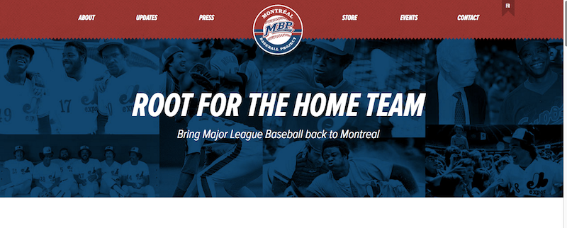 montreal baseball project