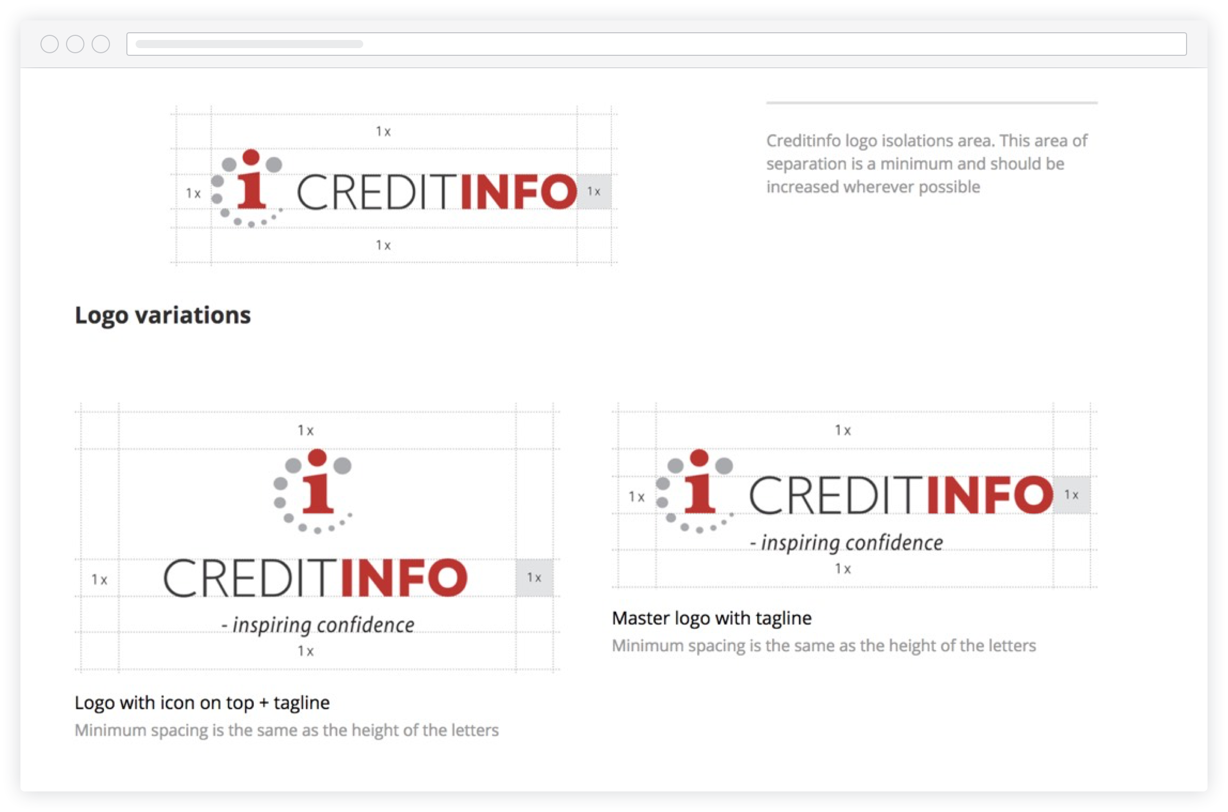 Screenshot creditinfo logo