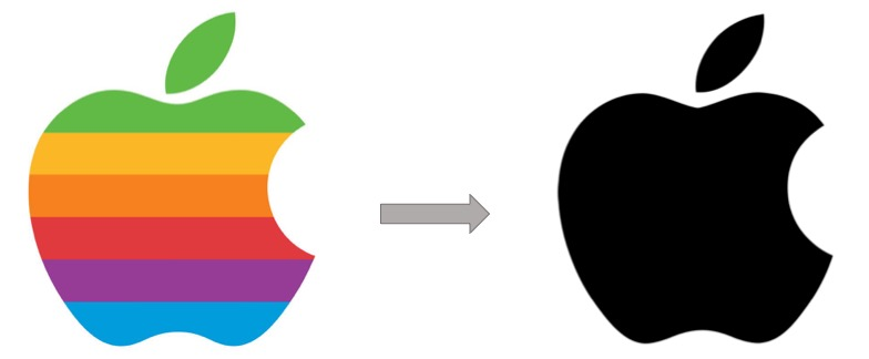 rebranding-process-apple-logo