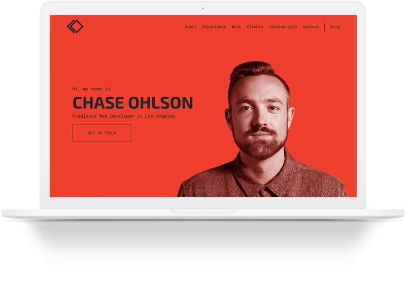 Freelance Web Developer in Los Angeles, CA | Chase Ohlson