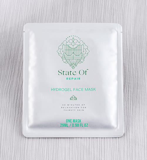 Hydrogel Face Mask Shop Chip