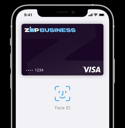 iPhone 12 Pro Zip Business Tap