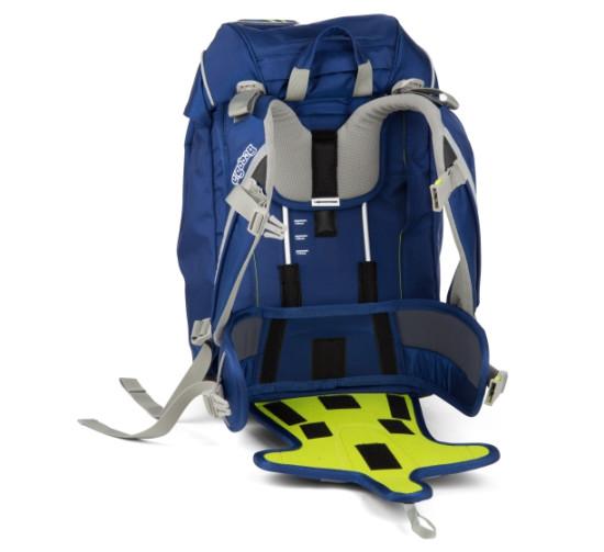 Hypermoderne ergobag – Alternativet til den traditionelle skoletaske   ergobag DK RH-52