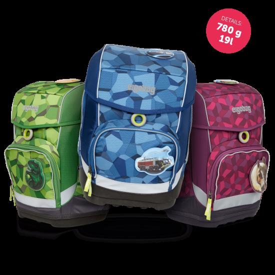 0f0eaa2b4db ergobag cubo light - The super-light School Bag