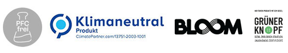 ergobag-logos-pfc-frei-bloom-klimaneutral-partner gruenerknopf