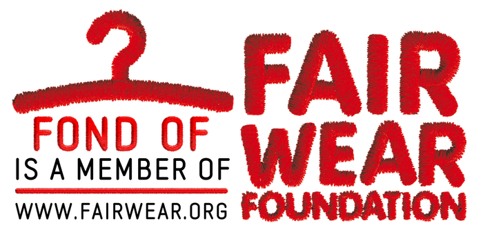 fair wear foundation - logo