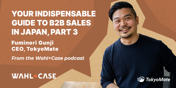 How to B2B: A Look at B2B Partner Sales vs. Direct Sales in Japan